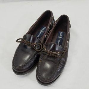 Ralph Lauren Sportsman Loafers 6.5B